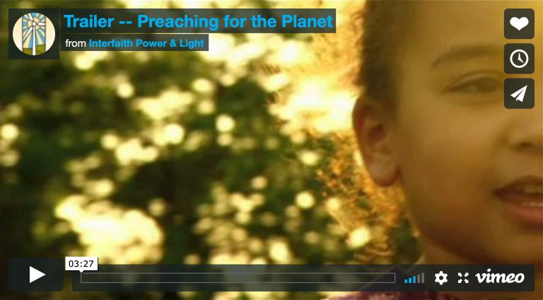 Preaching for the Planet