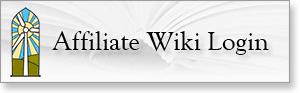 Affiliate Wiki Login