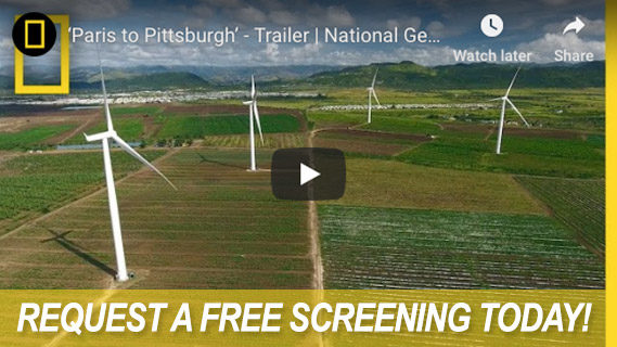 Request a free Screening of Paris to Pittsburg