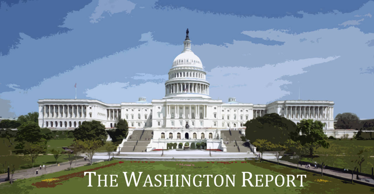 Washington Report - Sept 2020