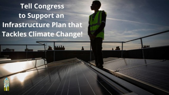 Congress Must Act to Pass Infrastructure Legislation With Climate and Clean Energy Investments