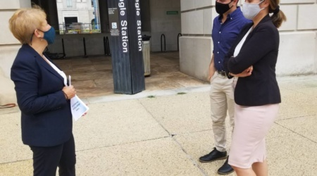 Letter from Over 1,500 Faith Leaders to EPA Calling for Cleaner Car Standards Delivered to EPA